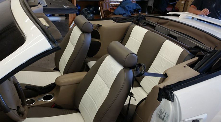 custom auto upholstery auto upholstery services columbus oh buckeye unlimited upholstery. Black Bedroom Furniture Sets. Home Design Ideas